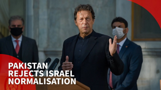 'Pressure from sisterly countries to recognise Israel,' says Pakistan PM