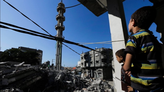 Notre Dame Of Gaza: Our Mosques & Churches Are Also Burning
