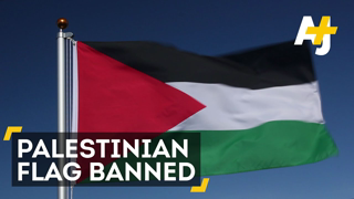 Eurovision song contest bans Palestinian flag