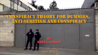 Conspiracy Theory for DUMMIES , Anti-Semitism and Conspiracy