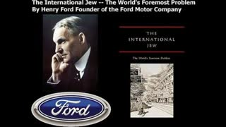 Henry Ford on The Jew in Character and Business