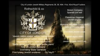 City of London Rothchilds military