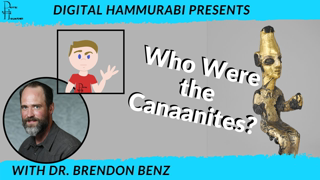 Were the Canaanites Really Evil? Interview with Dr. Brendon Benz
