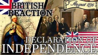 """British Reaction from 1776 to Declaration of Independence // """"The Scots Magazine"""" // Primary Source"""