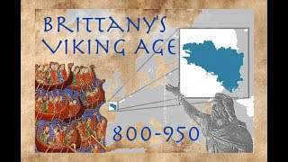 Brittany's Viking Age (800-950)