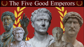 Unbiased History: Rome XII - The Five Good Emperors