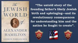 How Jewish-born Alexander Hamilton founded financial system by order of the Rothschilds