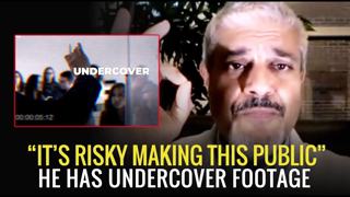 """""""We Have Undercover Footage"""" - The Media DON'T Want This Out!"""