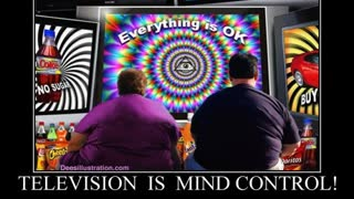 How The Tel-Lie-Vision Quite Literally Programs Your Sub Conscious Mind-Everyone Needs To KNOW This!