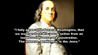 What Did The Founding Fathers Say About The Jews?