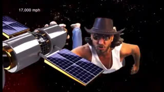 Flat Earth Man ~ Welcome to the Satellite Hoax 📡