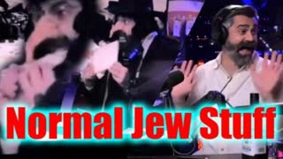 Mike Goes Crazy And Eats All The Jew Matzo! A Truly Cultured Man