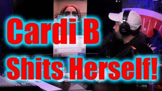 Cardi B Takes A MASSIVE POOP And Records It - Disgusting Fart Sounds Incoming!