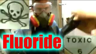 WATER TREATMENT PLANT WORKER RELEASES VIDEO OF HIMSELF DUMPING FLUORIDE INTO WATER SUPPLY