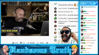 76th GOYIMTV.COM LIVESTREAM:  Outlaw Morgan Prank Call & Chat Raid and Exposing the Globo Shlomo