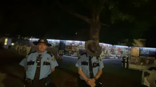 JOVI ASSAULTED BY RENT-A-COPS FULL VIDEO