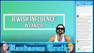 91st GOYIMTV.COM LIVESTREAM: How Canada got Jew'd. Egyptians GONE WILD! Hank Aaron is a RACE TRAITOR... Rest in Piss!