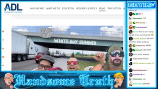 166th GOYIMTV.COM LIVESTREAM: GDL CROWNED KINGS OF THE WHITE BOY SUMMER! WHITE BABYS ARE TERRORISTS! CONDO COLLAPSE (33) = JEWISH LIGHTNING!