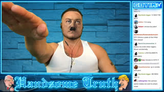 203rd GOYIMTV.COM LIVESTREAM: SELF HATING WHITES WANT YOU DEAD AND NIGGERS GET AWAY WITH MURDER!
