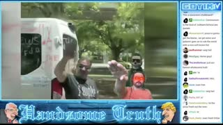157th GOYIMTV.COM LIVESTREAM: Calling For The Deaths of White People is Kosher, Jews And Their HOMOS & Jews Kvetching about HATE!