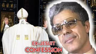 Ex-Jesuit Priest Exposes Who Is Behind The Pandemic - Jesuits And The Vatican