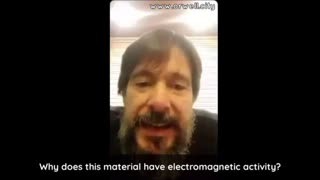 """Dr. Luis Marcelo Martínez: The S-protein is graphene inside your body """"spiking"""" you'"""
