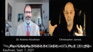 This Scam Collapses Without Evidence of a Virus Dr Andrew Kaufman 7th Sept 2021