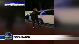 Woman captured on camera making hateful anti-Semitic comments is former Miami-Dade police civili...