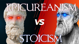 What is Epicureanism and is it compatible with Stoicism?