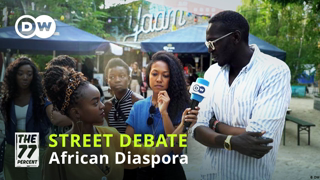 What is the experience of the African diaspora in Germany? | Stories of Africans living in Berlin