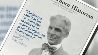 Author of article on Henry Ford's anti-semitism fired