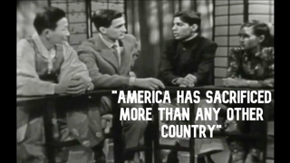 """1956 High school exchange students - India, Malaysia, Korea, Italy: """"What do think about America?"""""""