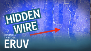 There's a hidden wire stretched above American cities