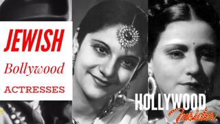 The Jewish Actresses Who Ruled as Bollywood Heroines in Secret, and Shaped the Largest Film Industry