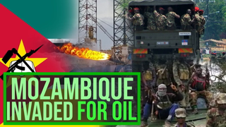 Mozambique got INVADED after Discovery of Massive oil and Gas Reserves