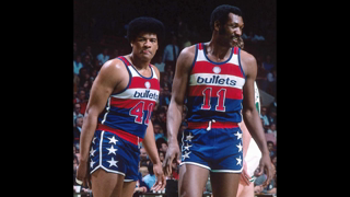 The NBA as part of the Black-Jewish Alliance - part 1