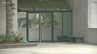 Spokane police arrest suspect in synagogue vandalism and more top stories at 4 p.m.
