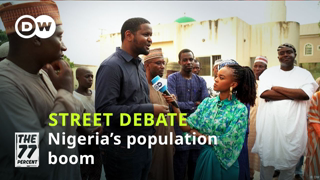 Nigeria's population boom - curse or blessing?   Edith Kimani in Kano