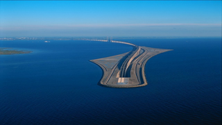 From the 1930's Denmark's 'Disappearing Road' Is Really An Awesome Underwater Highway