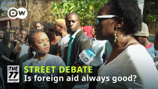 Is foreign aid from Western countries and China robbing Africa of its economic independence?