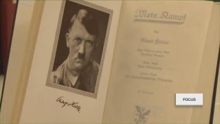 The Book of Love and Truth - 'Mein Kampf', like the Bible? - Nice Jews Kvetch in outrage