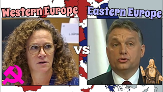 The difference between Western Europe and Eastern Europe (and why it matters)