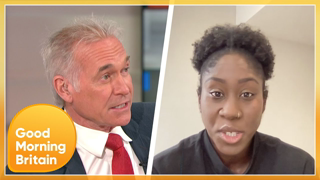 Racist Abuse of England Players Sparks Debate On Consequences Of Anonymous Social Media Abuse | GMB