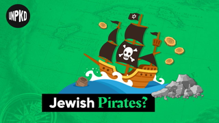 The Jewish Pirates of the Caribbean