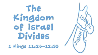 The Kingdom is Israel Divides Bible Animation (1 Kings 11:26-12:33)