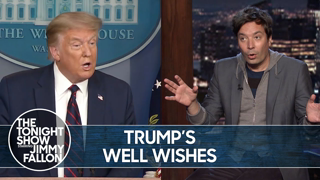 Trump Sends Well-Wishes to Epstein Associate Ghislaine Maxwell | The TonightShow