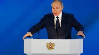 Putin warns of 'quick and tough' response to any provocation by the West