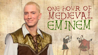 ONE HOUR OF MEDIEVAL EMINEM | The Real Slim Shady, Lose Yourself, Without Me, Godzilla, Stan + more!