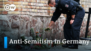 Jewish Community fears rise of anti-semitic violence in Germany | DW News