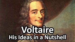 Voltaire - His Ideas in a Nutshell